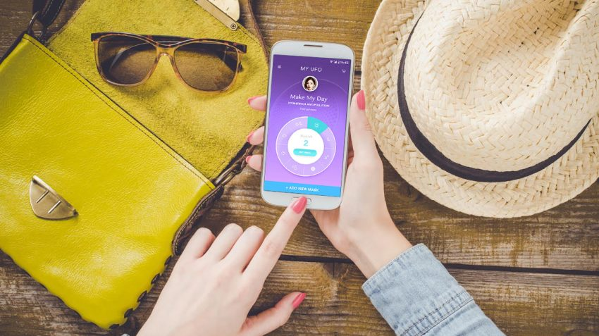 L'application FOREO For You