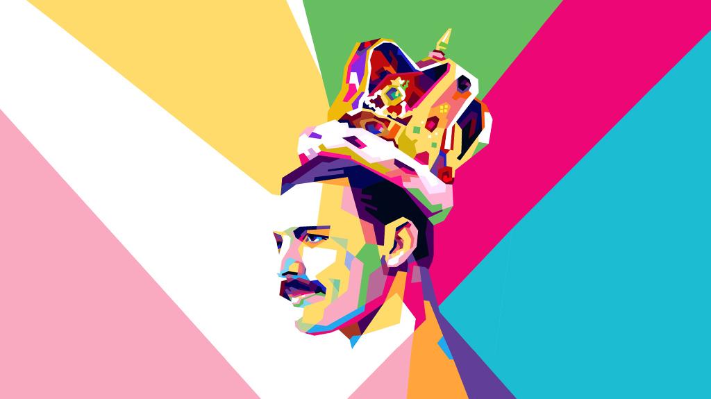 Freddie Mercury, une inspiration pour FOREO