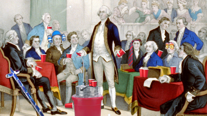 Founding Fathers Party