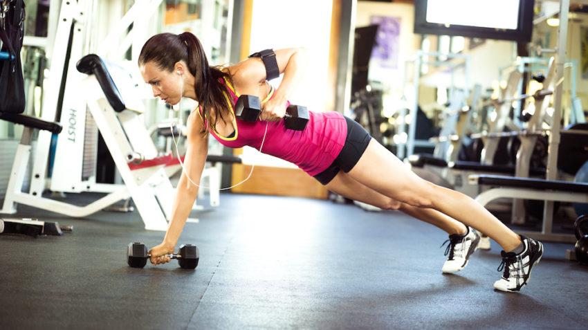 комплекс упражнений чтобы убрать низ живота