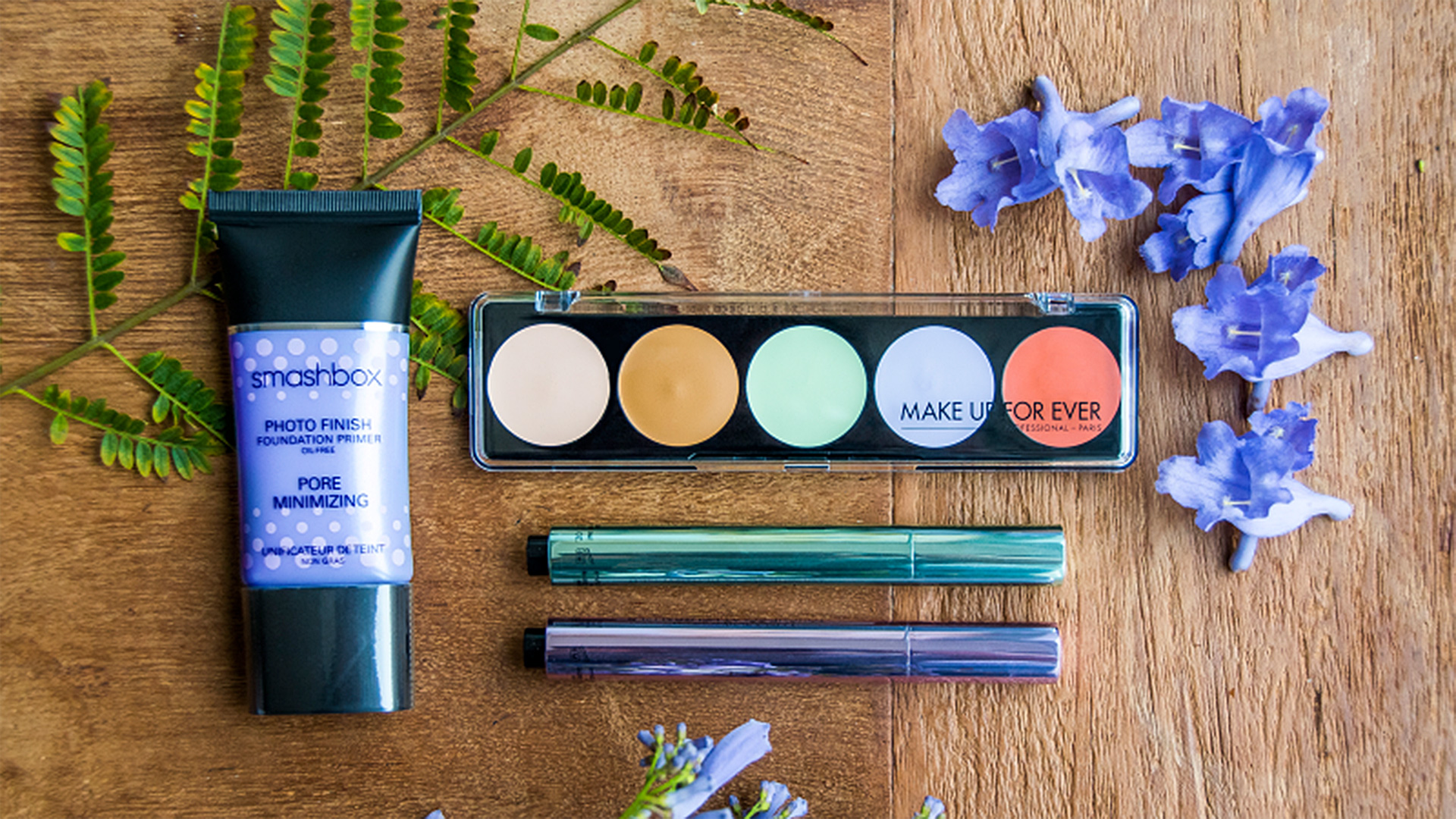 How To Apply Color Correcting Concealer Mysa