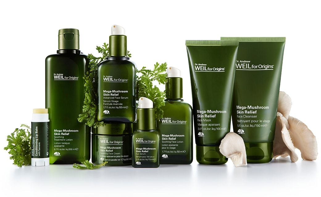 Skin Care With All Natural Ingredients