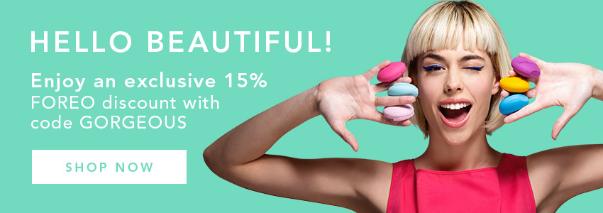MYSA Discount for FOREO