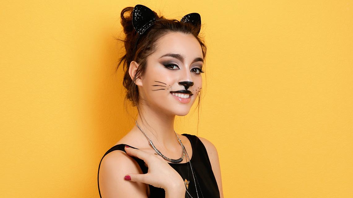 how to make good halloween makeup