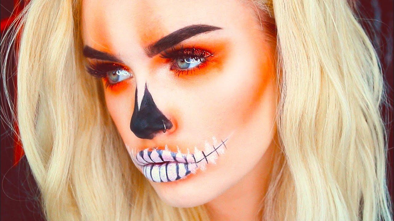 Halloween Makeup Creepy.Pro Tips How To Achieve Scary Good Halloween Makeup Looks That Last