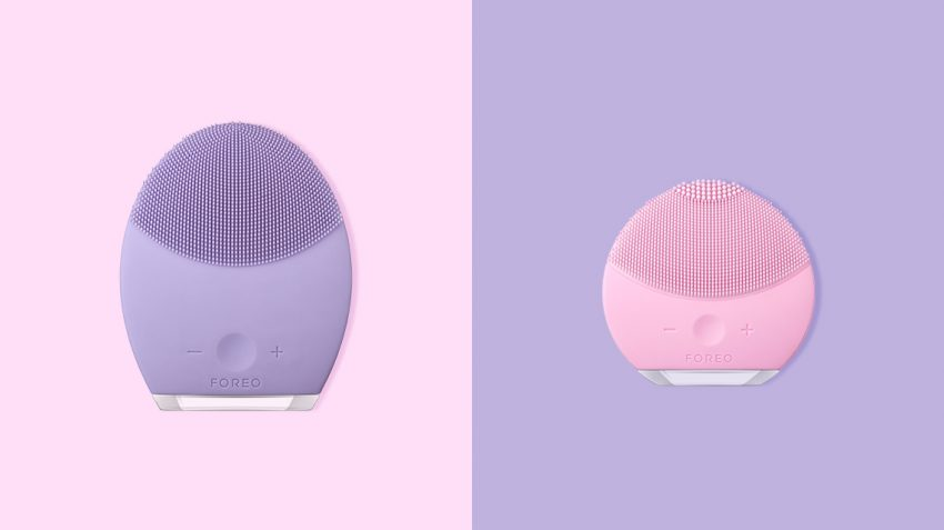 Product Comparison - FOREO LUNA mini 2 and FOREO LUNA 2