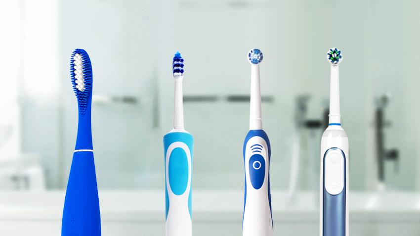 ISSA 2 VS Regular Electric Toothbrush