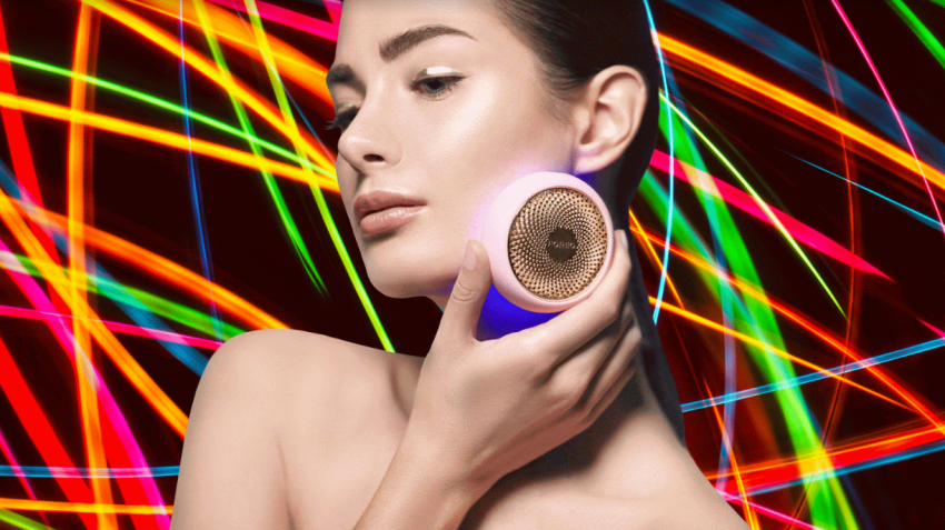 FOREO UFO with lights