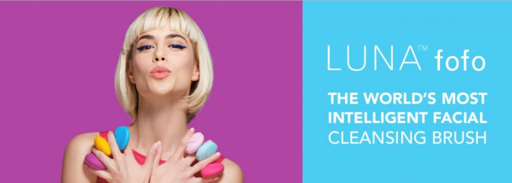 FOREO LUNA fofo: How to use the smart cleansing device
