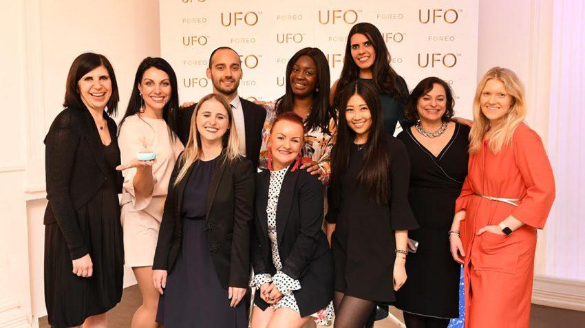 FOREO's UK office team