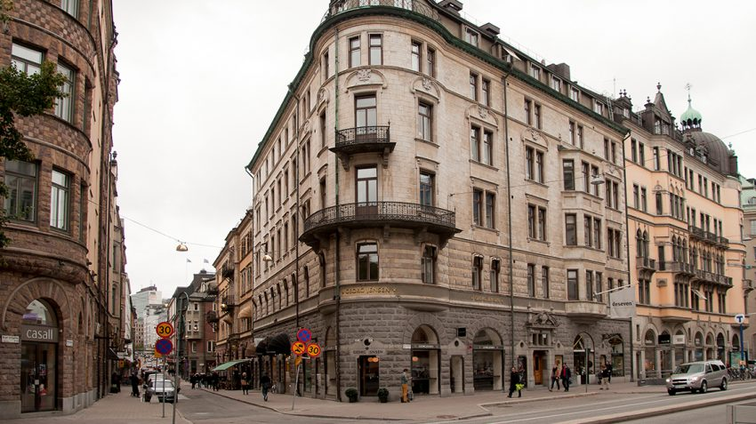 FOREO's headquarters in Stockholm