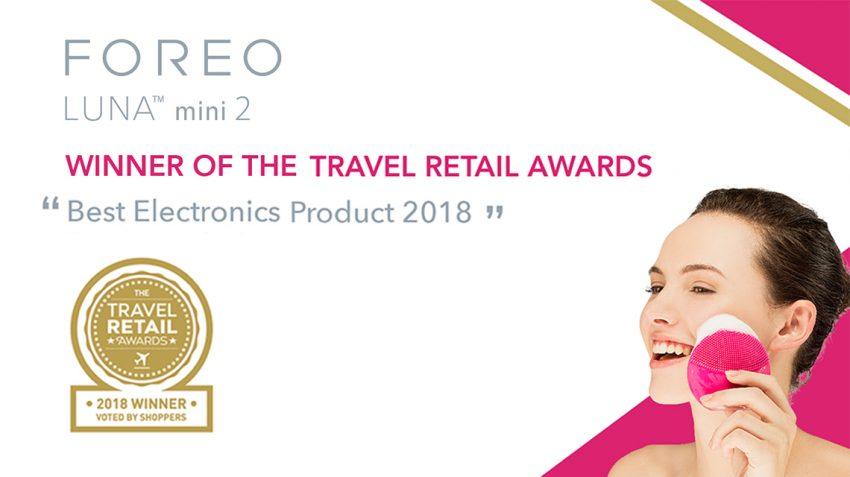 LUNA mini 2 wins Best Electronic Product