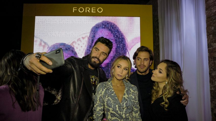 Mexican FOREO Launch