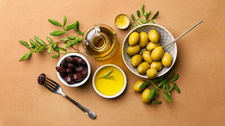 olives as home remedies for glowin winter skin