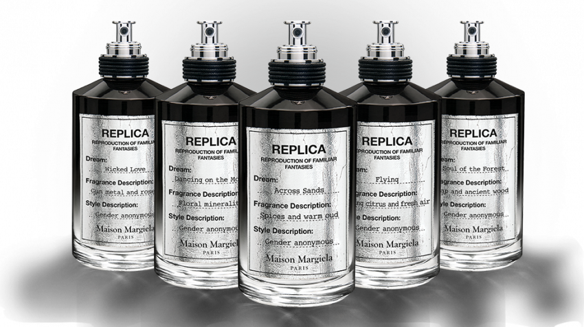 Maison Margiela Replica parfume as Valentines day gift