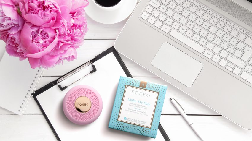 FOREO UFO mini as Valentine's gift