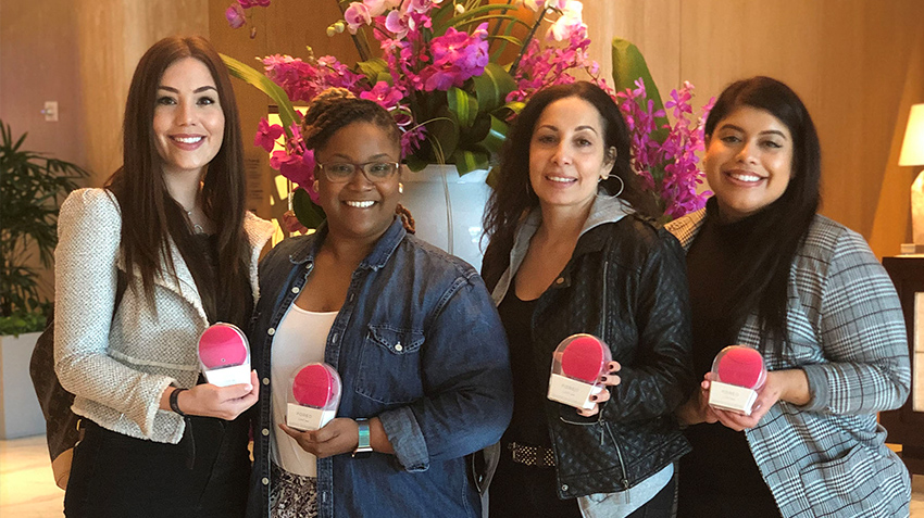 FOREO The Beauty Initiative